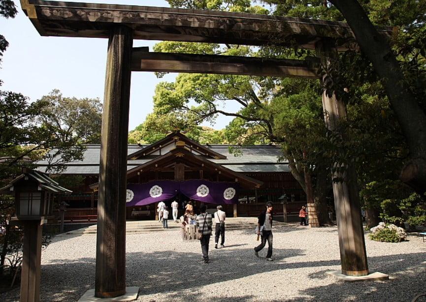 「猿田彦神社」も、伊勢神宮の創建に深く関わったと言われており、伊勢神宮の御朱印巡りのコースにも組み込まれている