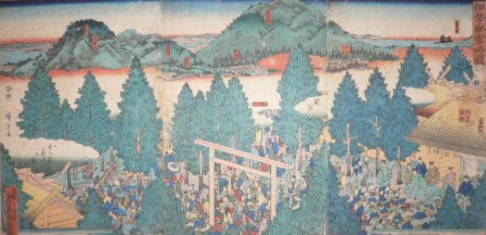 なぜ、これほどの人々が、伊勢神宮に参拝に訪れたのか?