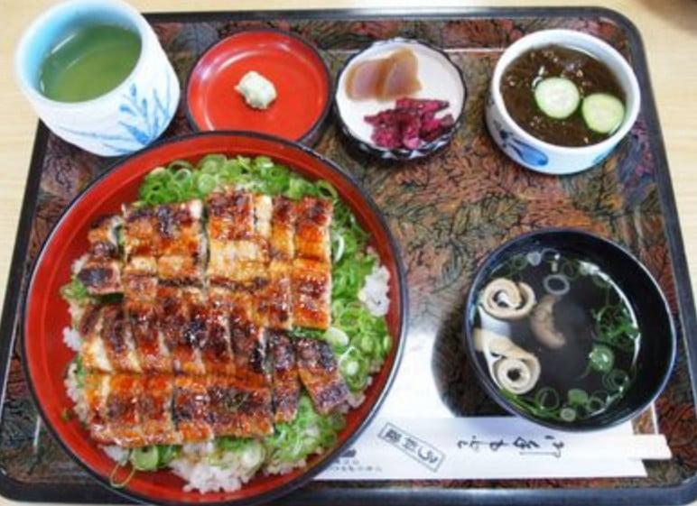 ねぎ丼」(2,100円)
