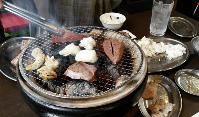 松阪牛のとろホルモン (2)