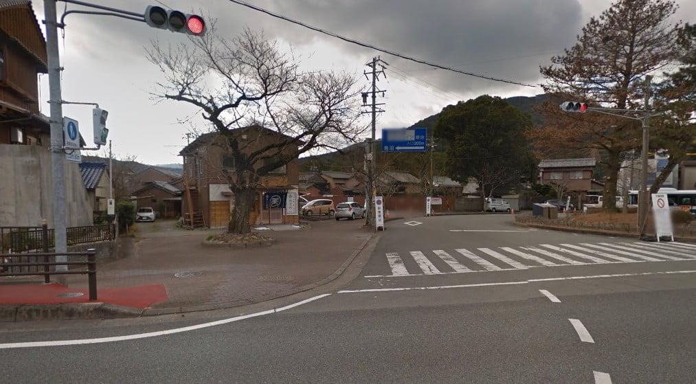 五十鈴川駅から「おかげ横丁」へ徒歩でのアクセス・行き方