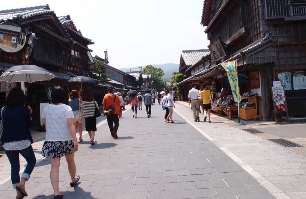 伊勢神宮・おかげ横丁のオススメの周り方(おすすめ食べ歩きコース)