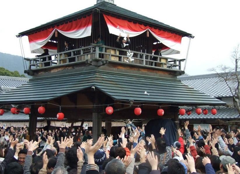 伊勢神宮(内宮)おかげ横丁の「毎年恒例行事・イベント」