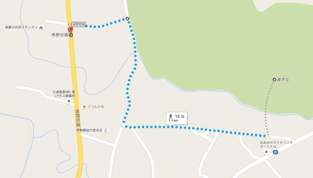 伊勢神宮(内宮・外宮)からバスでアクセス・行き方
