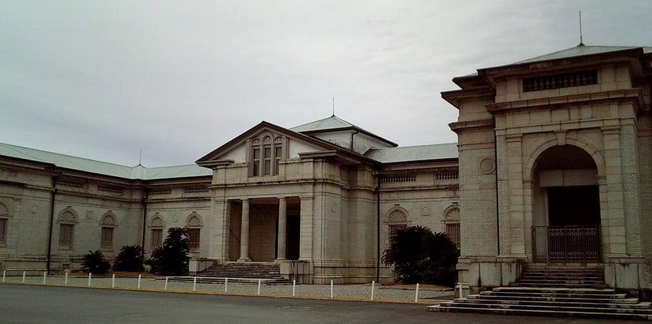伊勢神宮(神宮徴古館)・神宮農業館