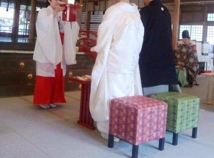 三重県・伊勢「猿田彦神社」の 神前結婚式について