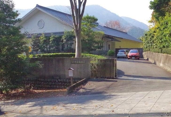 伊勢・猿田彦神社「伊藤小坡美術館」