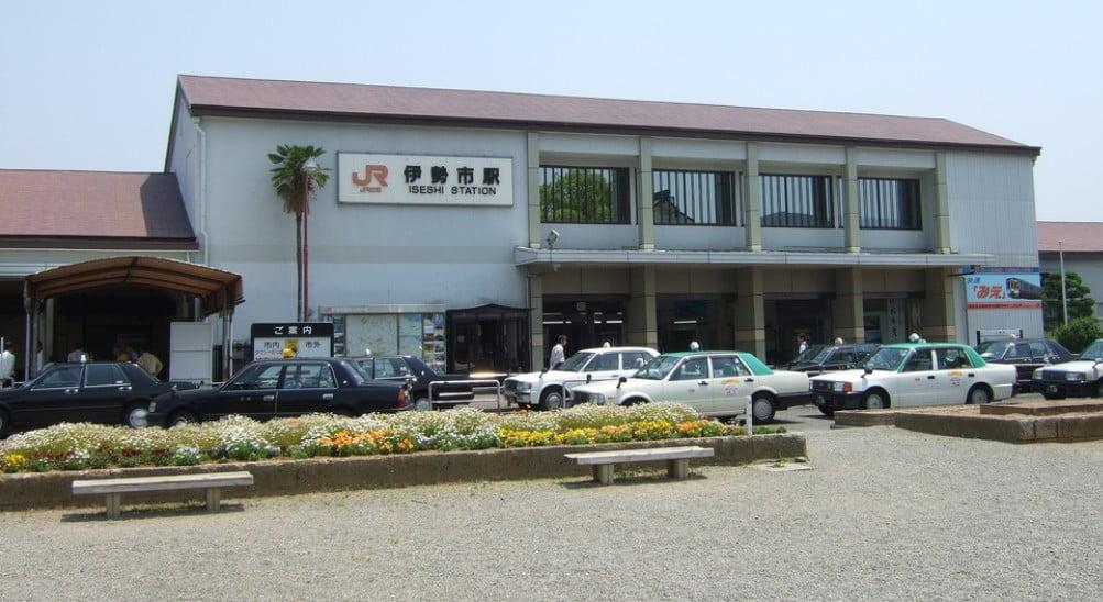 伊勢市駅(JR・近鉄)と宇治山田駅(近鉄)の違い「距離・所要時間・バスの運行など」