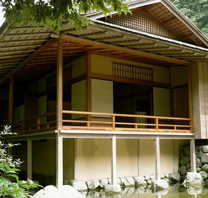 伊勢神宮(-JINGU-)◆神宮茶室(JINGU-CHASITU)