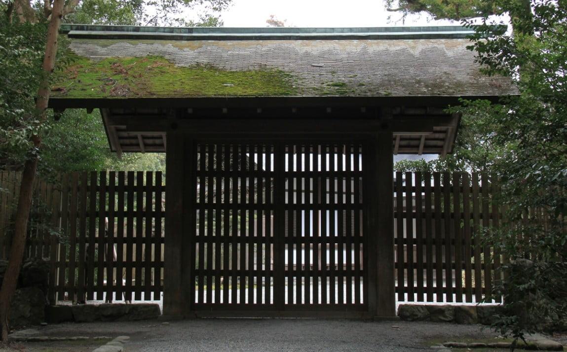 伊勢神宮(-JINGU-)◆ 斎館(SAIKAN)
