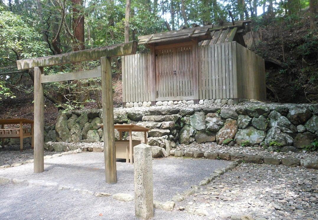 伊勢神宮(-JINGU-)◆ 大山祇神社(OYAMA-ZUMI-JINJA)
