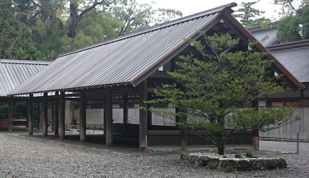 伊勢神宮(-JINGU-)◆ 五丈殿(GOJO-DEN)