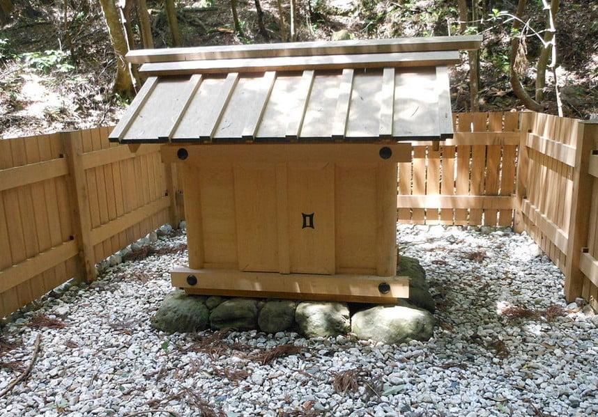 伊勢神宮(-JINGU-)◆ 下御井神社(SHIMONOMI-JINJA)