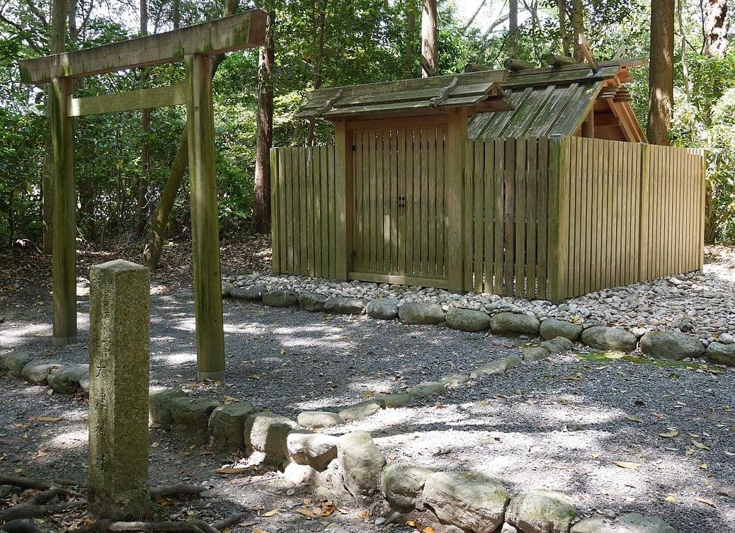 伊勢神宮(-JINGU-)◆ 大津神社(OTSU-JINJA)