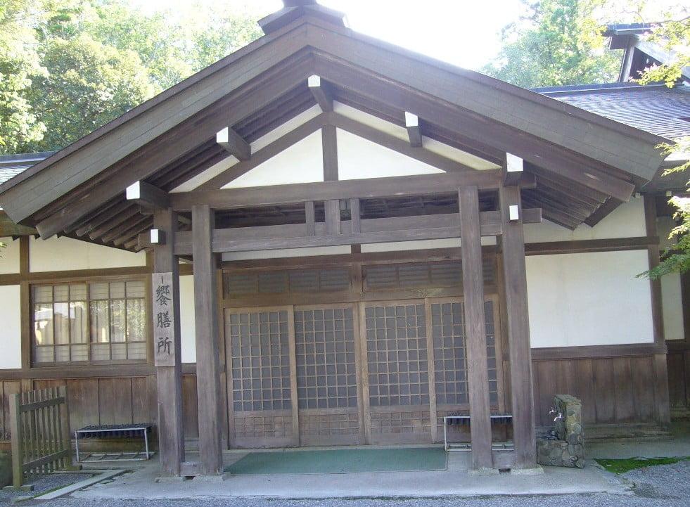 伊勢神宮(-JINGU-)◆ 饗膳所(KYO-ZENSYO)