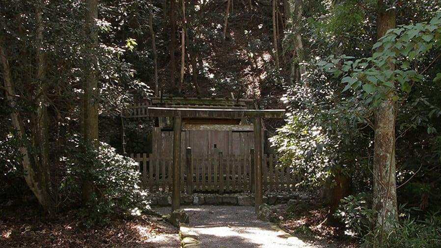 伊勢神宮(-JINGU-)◆ 上御井神社(KAMINOMI-JINJA)