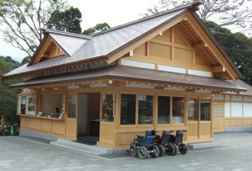 伊勢神宮(-JINGU-)◆ 参宮案内所(SANGU-ANNAISYO)