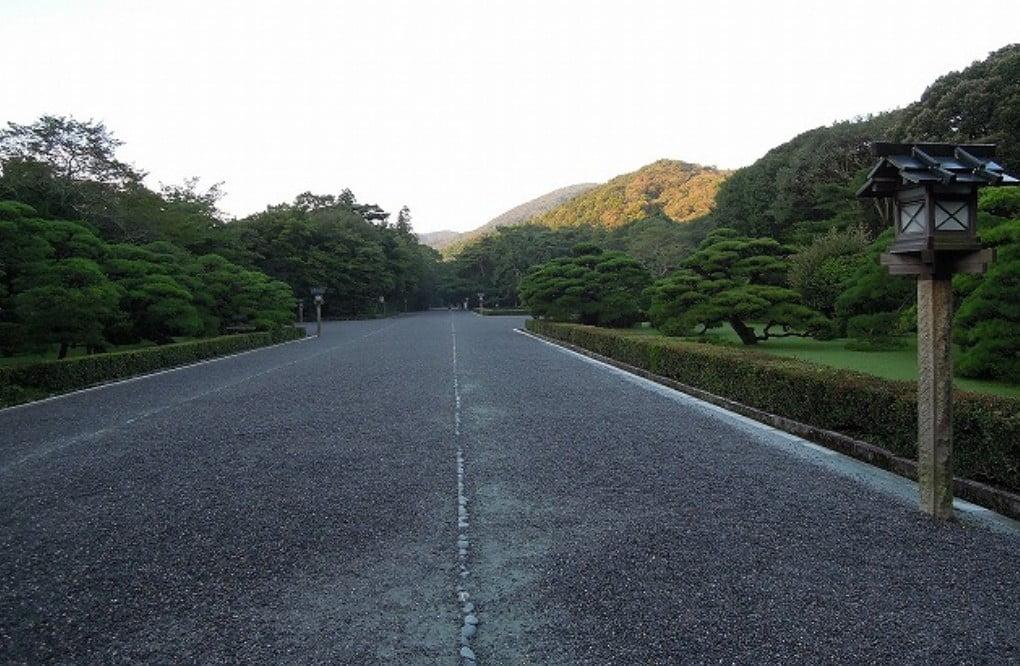 伊勢神宮(-JINGU-)◆ 神苑(SHIN-EN)