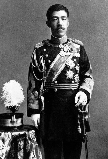 大正天皇の人物像